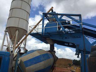 neue CONMACH MobKing-60 Concrete Mobile Batching Plant - 50 m3/h Betonmischanlage