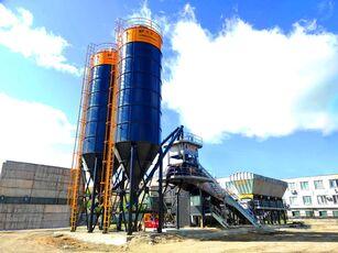 neue FABO FABOMIX COMPACT-120 CONCRETE PLANT   CONVEYOR TYPE Betonmischanlage