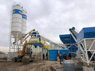 neue PROMAX  Mobile Concrete Batching Plant M120-TWN (120m3/h) Betonmischanlage