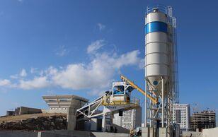 neue PROMAX Mobile Concrete Batching Plant PROMAX M100-TWN (100m/h) Betonmischanlage