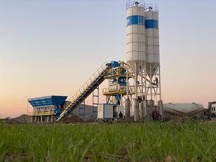 neue PROMAX STATIONARY Concrete Batching Plant PROMAX S130 TWN(130m³/h) Betonmischanlage