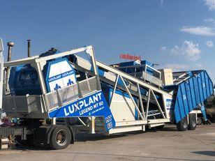 neue Plusmix 60m³/ Hour Mobile Concrete Plant - BETONYY ZAVOD Betonmischanlage