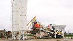 neue SEMIX Mobile 60 V Betonmischanlage