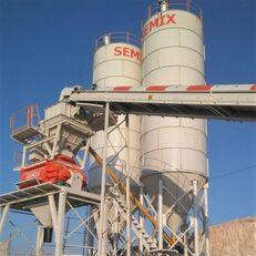neue SEMIX Stationary 130 STATIONARY CONCRETE BATCHING PLANTS 130m³/h Betonmischanlage