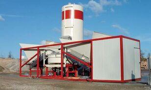 neue SUMAB K-20 (20m3/h) mobile concrete plant Betonmischanlage
