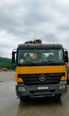 Elba 36-4-D auf Chassis MERCEDES-BENZ Actros 3332 Betonpumpe