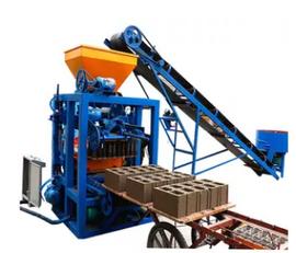 neue SINOWAY QT4-24 Betonsteinmaschine
