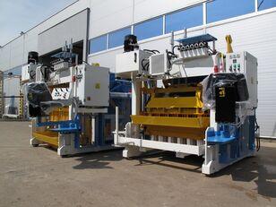 neue SUMAB E-6 (2000 blocks/hour) Movable block machine Betonsteinmaschine