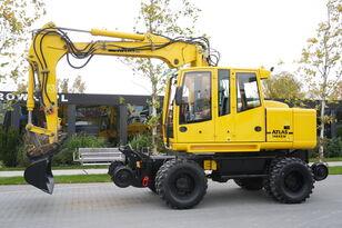 ATLAS Road-rail excavator Atlas 1404ZW Mobilbagger