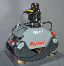 FERRARI Holzgreifer FLG 23 XS + Rotator FR55 F Mobilkran