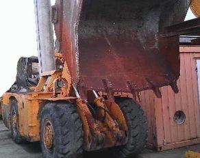 MAN MAN/GHHLF61 Tunnel loader / Tunnel Lader Radlader