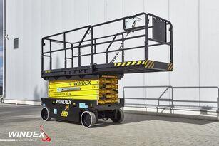 neue Airo X 12 EW - Windex Scherenbühne