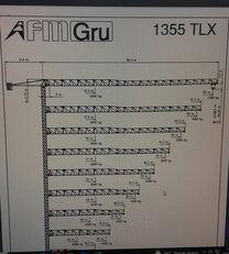 FMGru TLX 1355 Turmdrehkran