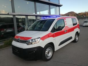 neuer CITROEN Berlingo XL Rettungswagen