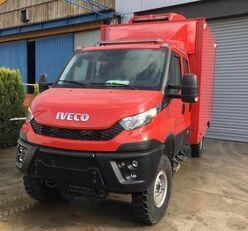 neuer IVECO 4WD  Rettungswagen