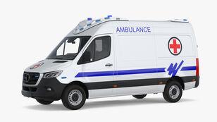 MERCEDES-BENZ SPRİNTER AMBULANCE A TYPE Rettungswagen