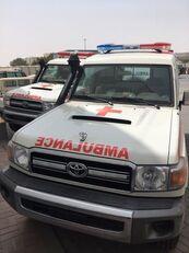 neuer TOYOTA Land Cruiser petrol Hardtop Rettungswagen