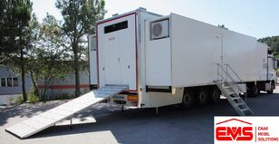 neuer ÇUHADAR TREYLER MOBİL CLİNİC HOSPİTAL READY ON STOCK Rettungswagen